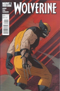 Wolverine Volume 4 Issue 5.1