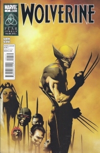 Wolverine Volume 4 Issue 7