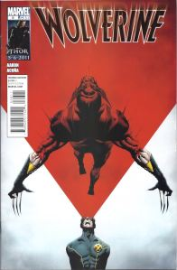 Wolverine Volume 4 Issue 8