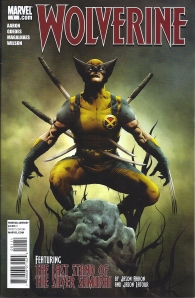 Wolverine Volume 4 Issue 1