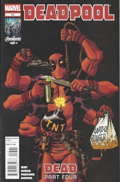 Deadpool Issue 53