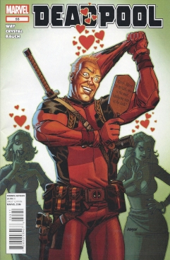 Deadpool Issue 55