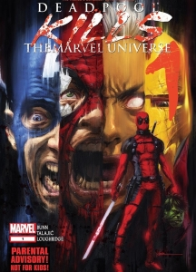 Deadpool Kills the Marvel Universe Issue 1