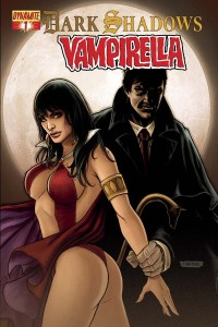 Dark Shadows and Vampirella Issue 1