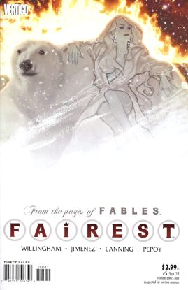 Fairest Issue 5