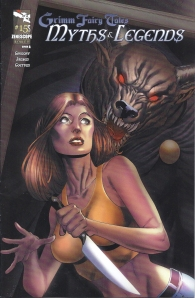 Grimm Fairy Tales: Myths & Legends Issue 15
