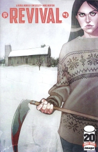 Revival Issue 1 Cover 1st Printing