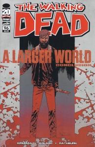 Walking Dead Issue 96