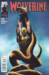Wolverine Volume 4 Issue 12