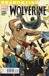 Wolverine Volume 4 Issue 18