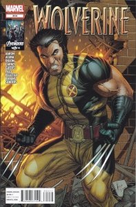 Wolverine Volume 4 Issue 304