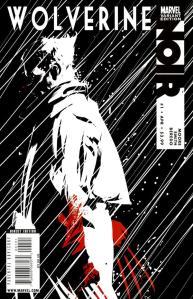 Wolverine Noir Issue 1