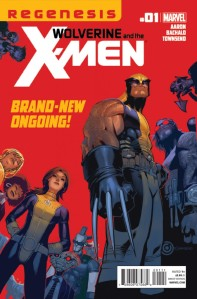 Wolverine and the X-Men Issue 1