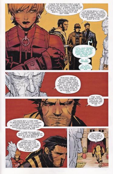 Wolverine and the X-Men Issue 10