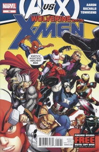 Wolverine and the X-Men Issue 12