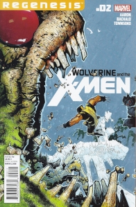 Wolverine and The X-Men Issue 2