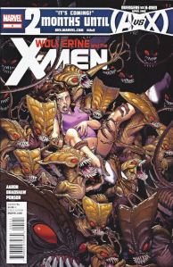 Wolverine and the X-Men Issue 5