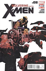 Wolverine and The X-Men Issue 8