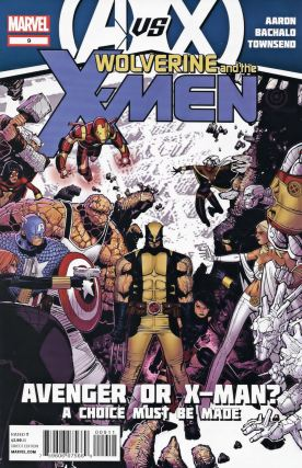 Wolverine and the X-Men Issue 9
