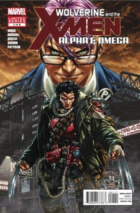 Wolverine and The X-Men: Alpha and Omega Issue 1