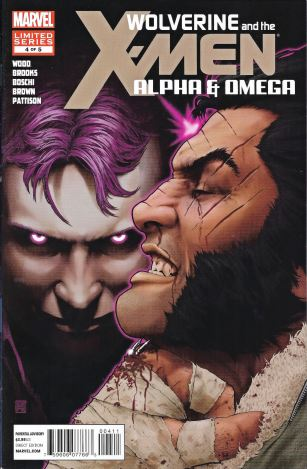 Wolverine and The X-Men: Alpha and Omega Issue 4