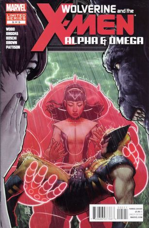 Wolverine and The X-Men: Alpha and Omega Issue 5
