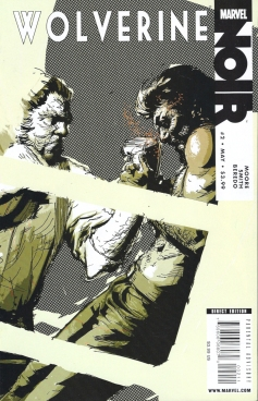 Wolverine Noir Issue 2