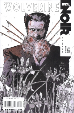 Wolverine Noir Issue 3