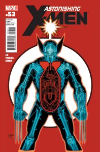 Astonishing X-Men #53 Cover