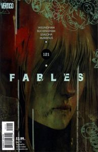 Fables issue 121