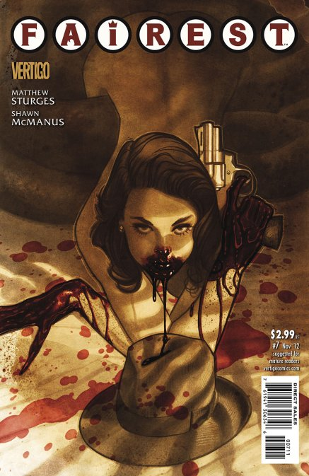 Fairest Issue 07 Cover