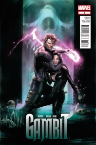 Gambit Volume 5  Issue 3