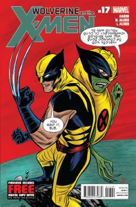 Wolverine and the X-Men issue 17