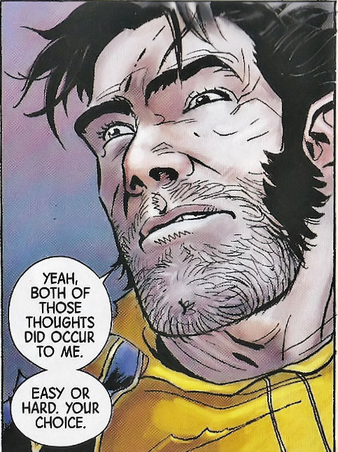 Fear Itself - Wolverine Issue 3