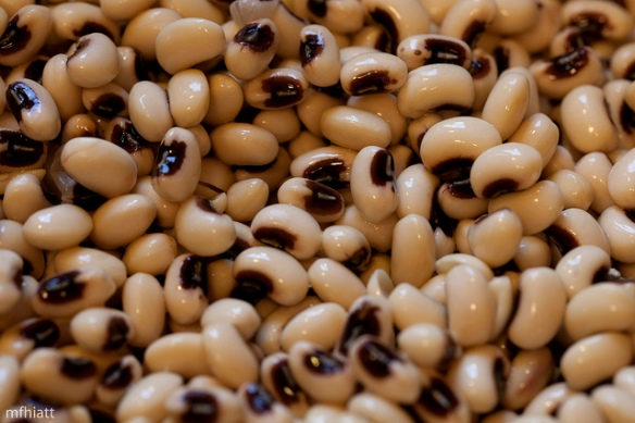 Black Eyed Peas by mfhiatt on Flickr.  Used under the granted Creative Commons 2.0 No Commercial, Share Alike, Attribution license granted.