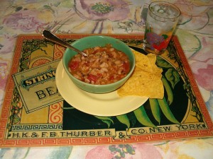 Hoppin' John by Grace Fell on Flickr.  Used under the Creative Commons 2.0 Attribution, Non-Commercial, Share Alike License granted.