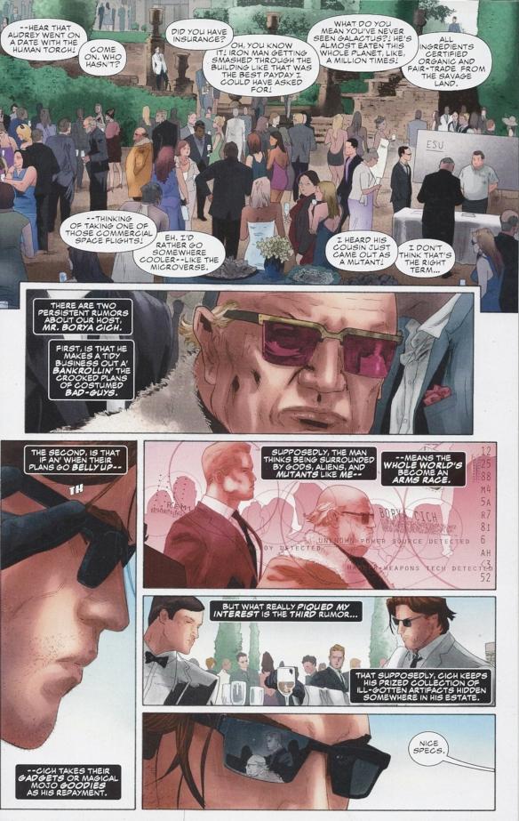Gambit 5-01 - chatter