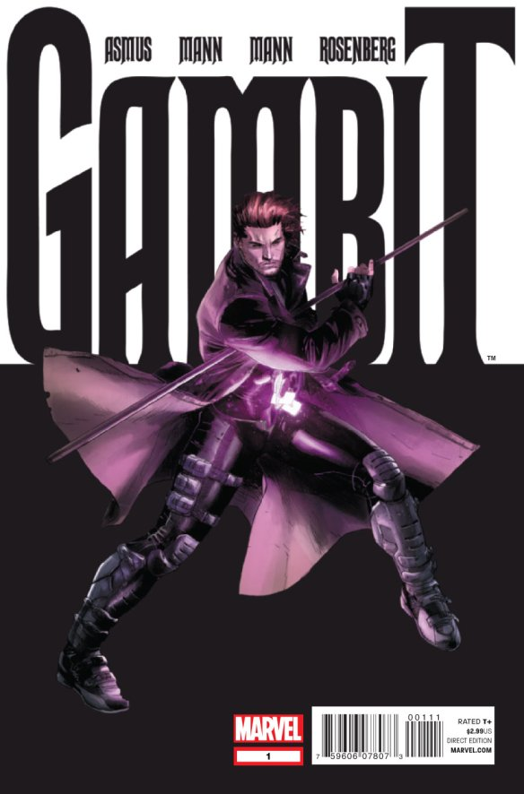 Gambit 5-1 Cover