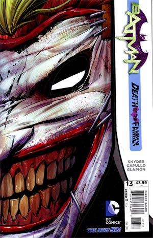 Bat 13 Cover