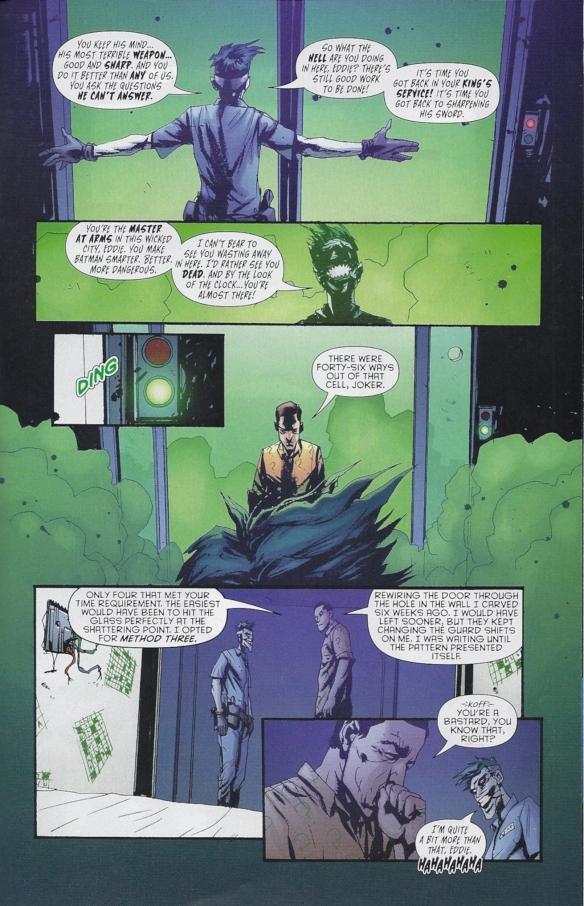 Bat 15 Riddler recruit