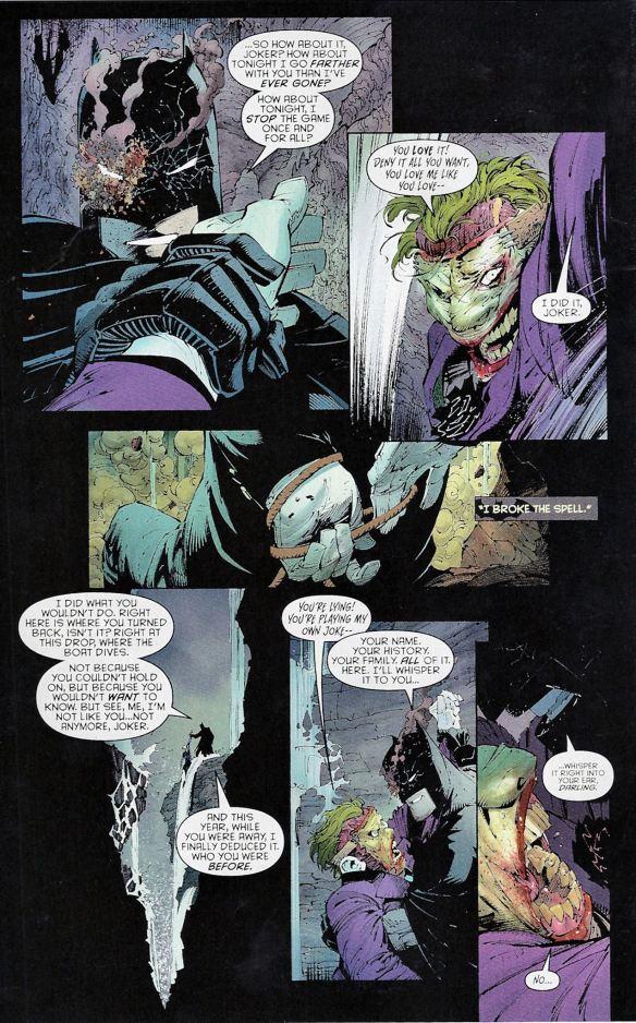 Bat 17  Joke greatest fear