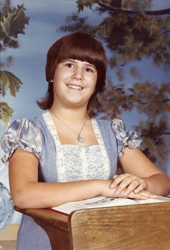 Bright, Mary Louise - 6th grade 1977