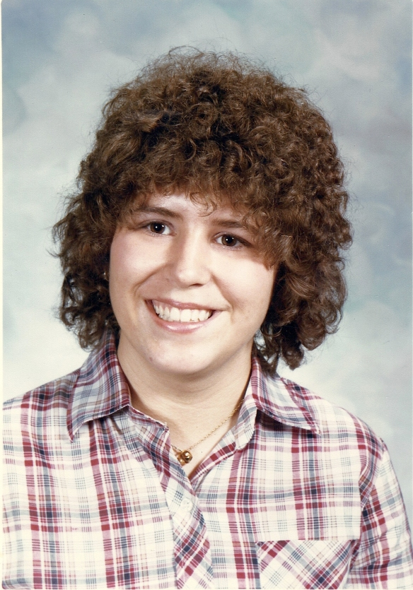Bright, Mary Louise - Freshman WGHS 1979-80