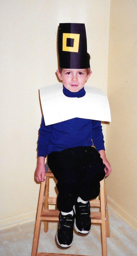 Eklund Aaron 2nd grade 1999