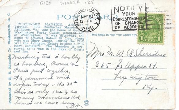 Postcard 2 back
