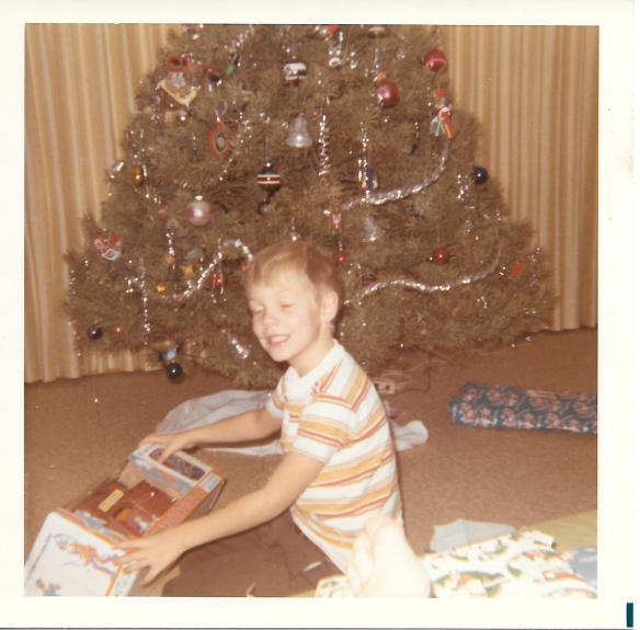Christmas Mike early 70s