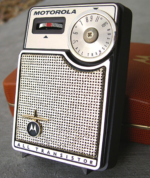 Motorola Transistor Radio 1960s Allen flickr 22Jul16
