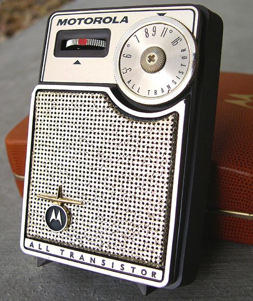 Motorola Transistor Radio 1960s Allen flickr 22Jul16