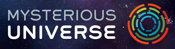 Mysterious Universe logo