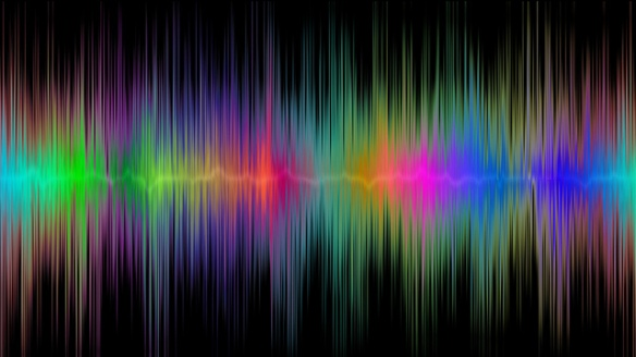 Sound wave by betmari on Flickr used under the Creative Commons Attribution-NonCommercial 2.0 Generic license granted with photo
